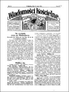 Wiadomości Kościelne : przy kościele w Podgórzu 1929-1930, R. 1, nr 26