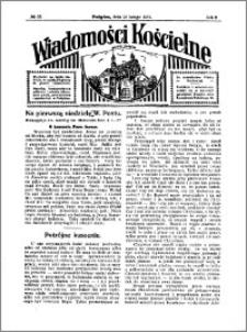 Wiadomości Kościelne : przy kościele w Podgórzu 1930-1931, R. 2, nr 13
