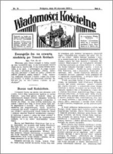 Wiadomości Kościelne : przy kościele w Podgórzu 1932-1933, R. 4, nr 10