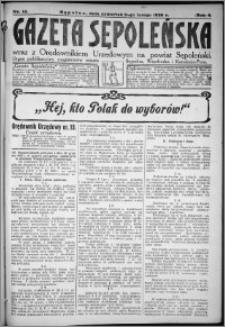 Gazeta Sępoleńska 1928, R. 2, nr 13