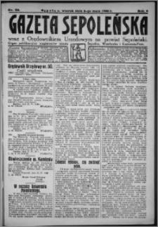 Gazeta Sępoleńska 1928, R. 2, nr 52