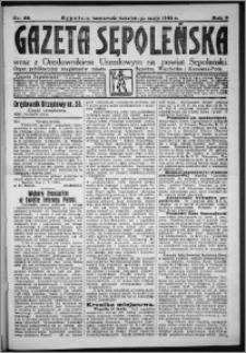 Gazeta Sępoleńska 1928, R. 2, nr 53
