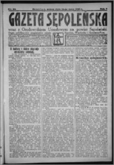 Gazeta Sępoleńska 1928, R. 2, nr 54