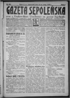 Gazeta Sępoleńska 1928, R. 2, nr 56