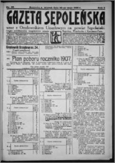 Gazeta Sępoleńska 1928, R. 2, nr 57