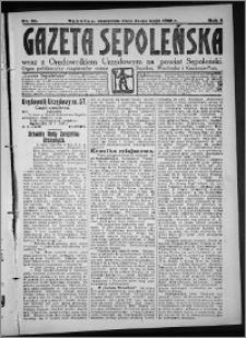 Gazeta Sępoleńska 1928, R. 2, nr 60