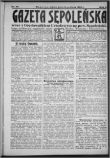 Gazeta Sępoleńska 1928, R. 2, nr 78