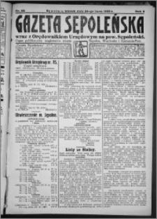 Gazeta Sępoleńska 1928, R. 2, nr 82