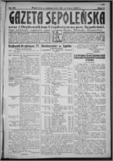 Gazeta Sępoleńska 1928, R. 2, nr 84