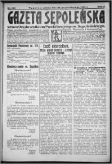 Gazeta Sępoleńska 1928, R. 2, nr 120