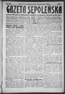 Gazeta Sępoleńska 1928, R. 2, nr 142