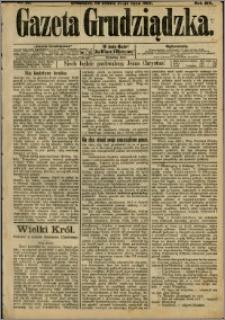 Gazeta Grudziądzka 1907.07.27 R.14 nr 90 + dodatek