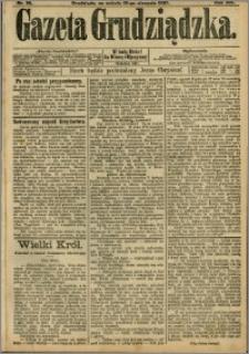 Gazeta Grudziądzka 1907.08.10 R.14 nr 96 + dodatek