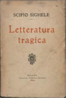 Letteratura tragica