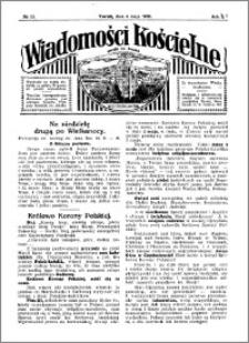 Wiadomości Kościelne : przy kościele św. Jakóba 1929-1930, R. 1, nr 23