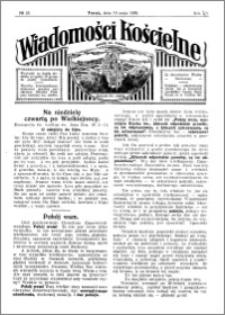 Wiadomości Kościelne : przy kościele św. Jakóba 1929-1930, R. 1, nr 25