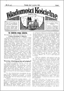 Wiadomości Kościelne : przy kościele św. Jakóba 1930-1931, R. 2, nr 2