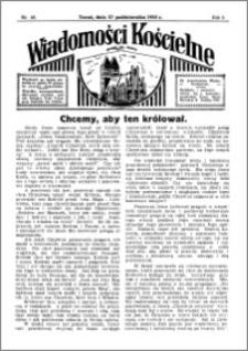 Wiadomości Kościelne : przy kościele św. Jakóba 1934-1935, R. 6, nr 48