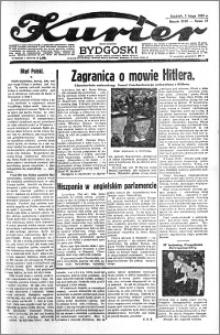 Kurier Bydgoski 1939.02.02 R.18 nr 27
