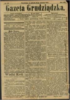 Gazeta Grudziądzka 1907.12.31 R.14 nr 157