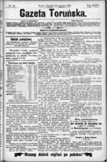 Gazeta Toruńska 1893, R. 27 nr 24