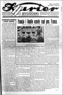 Kurier Bydgoski 1939.03.01 R.18 nr 49