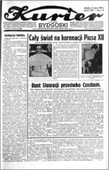 Kurier Bydgoski 1939.03.12 R.18 nr 59
