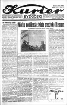 Kurier Bydgoski 1939.03.22 R.18 nr 67