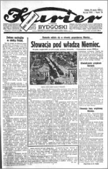 Kurier Bydgoski 1939.03.25 R.18 nr 70