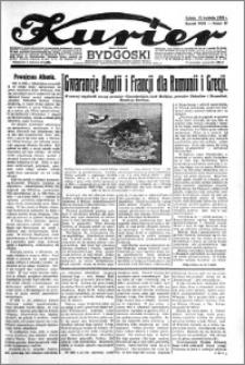 Kurier Bydgoski 1939.04.15 R.18 nr 87