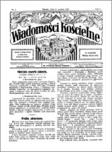 Wiadomości Kościelne : przy kościele Toruń-Mokre 1929-1930, R. 1, nr 4