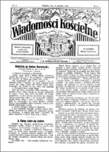 Wiadomości Kościelne : przy kościele Toruń-Mokre 1929-1930, R. 1, nr 5