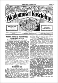 Wiadomości Kościelne : przy kościele Toruń-Mokre 1929-1930, R. 1, nr 7