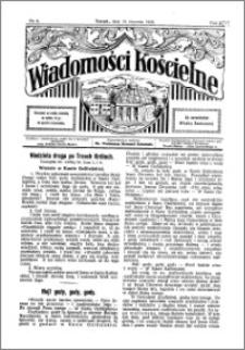 Wiadomości Kościelne : przy kościele Toruń-Mokre 1929-1930, R. 1, nr 8
