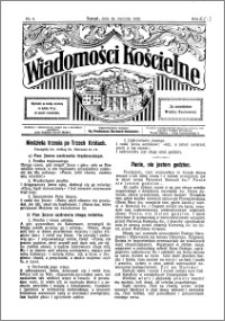 Wiadomości Kościelne : przy kościele Toruń-Mokre 1929-1930, R. 1, nr 9