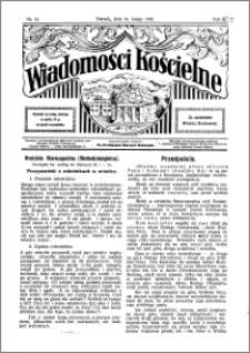 Wiadomości Kościelne : przy kościele Toruń-Mokre 1929-1930, R. 1, nr 12