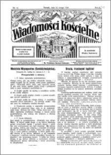 Wiadomości Kościelne : przy kościele Toruń-Mokre 1929-1930, R. 1, nr 13