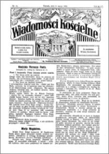 Wiadomości Kościelne : przy kościele Toruń-Mokre 1929-1930, R. 1, nr 15