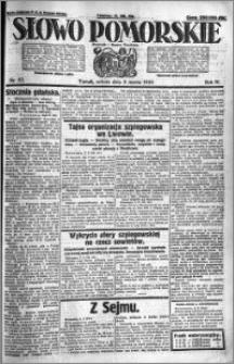 Słowo Pomorskie 1924.03.08 R.4 nr 57