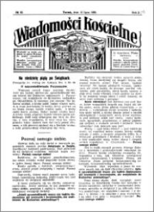 Wiadomości Kościelne : przy kościele Toruń-Mokre 1929-1930, R. 1, nr 33