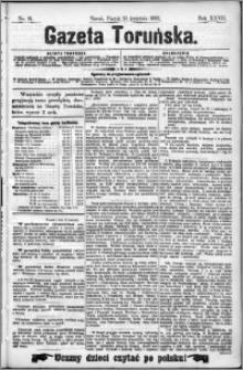 Gazeta Toruńska 1893, R. 27 nr 91