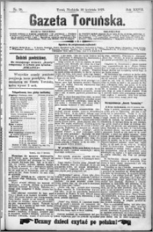Gazeta Toruńska 1893, R. 27 nr 99