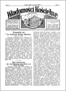 Wiadomości Kościelne : przy kościele Toruń-Mokre 1931-1932, R. 3, nr 2