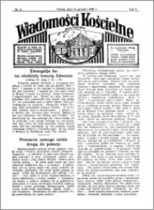 Wiadomości Kościelne : przy kościele Toruń-Mokre 1931-1932, R. 3, nr 3