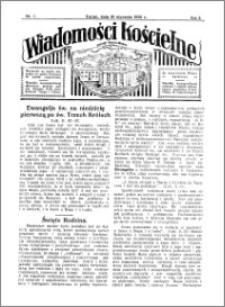 Wiadomości Kościelne : przy kościele Toruń-Mokre 1931-1932, R. 3, nr 7
