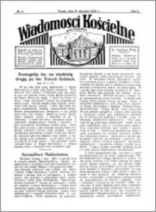 Wiadomości Kościelne : przy kościele Toruń-Mokre 1931-1932, R. 3, nr 8