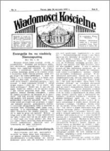 Wiadomości Kościelne : przy kościele Toruń-Mokre 1931-1932, R. 3, nr 9