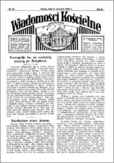 Wiadomości Kościelne : przy kościele Toruń-Mokre 1931-1932, R. 3, nr 28