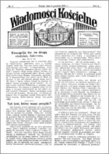 Wiadomości Kościelne : przy kościele Toruń-Mokre 1932-1933, R. 4, nr 2