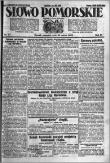 Słowo Pomorskie 1924.03.20 R.4 nr 67